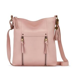 The Sak Collective Leather Crossbody Bag